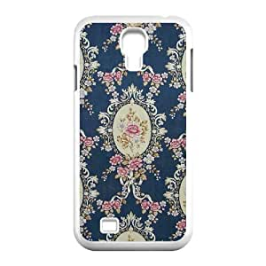 Beautiful Flower Wholesale DIY Cell Phone Case Cover for SamSung Galaxy S4 I9500, Beautiful Flower Galaxy S4 I9500 Phone Case