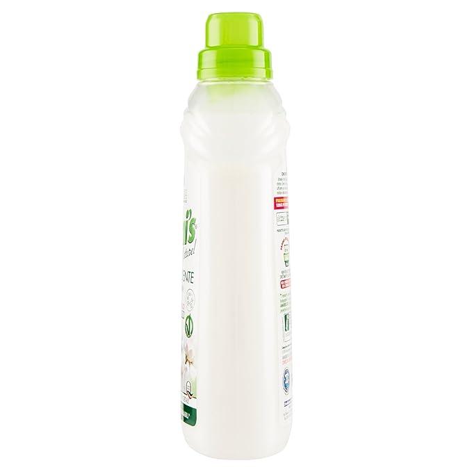 winni S - Suavizante, Naturel, concentrado, hipoalergénica, con materias primas de origine vegetal, flores blancas - 750 ml: Amazon.es: Alimentación y ...