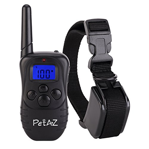 petaz-dog-training-collar-with-remote-rechargeable-waterproof-lcd-screen-330-yard-beep-vibration-sho