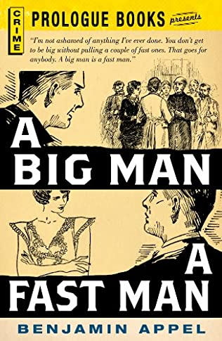book cover of A Big Man, A Fast Man