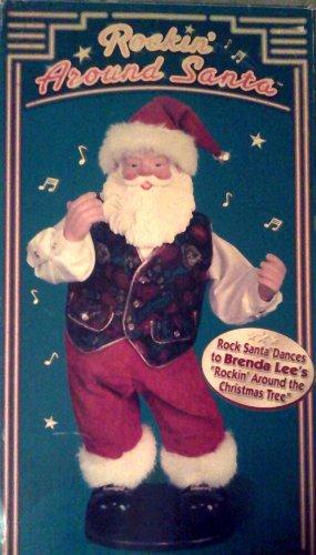 Jingle Bell Rock Santa (Rockin Around Santa)