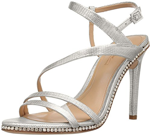 Imagine Vince Camuto Women's Im-Gian Dress Sandal, Platinum, 6.5 M US by Imagine Vince Camuto