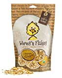 Treats for Chickens Certified Organic Worms N Flakes Treat, 1-Pound, 13 oz