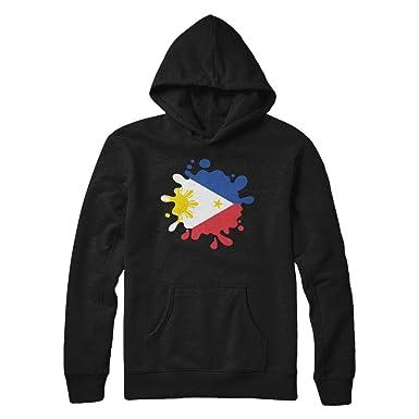 Teely Shop Men S Super Panama Hearts Philippines Patriot Flag Gildan