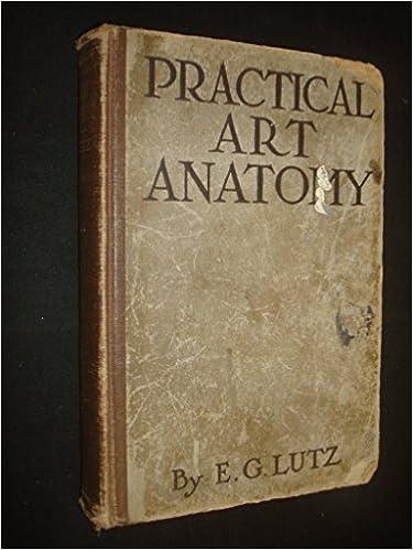 Book Practical art anatomy,