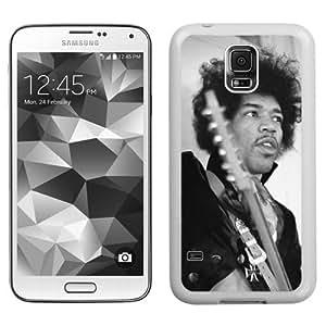 Jimi Hendrix London Exhibition (2) Durable High Quality Samsung Galaxy S5 Case