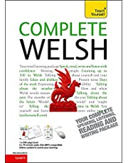 Complete Welsh Beginner to Intermediate Course: Learn to read, write, speak and understand a new language
