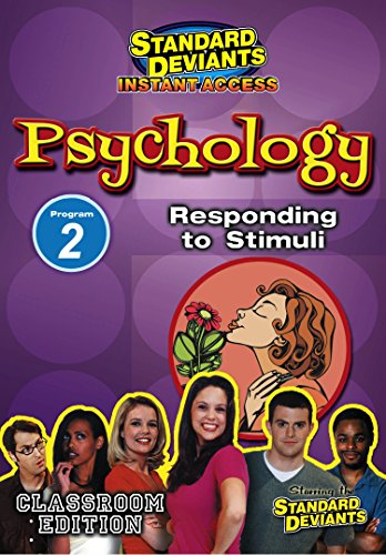 SDS Psychology Module 2: Responding to Stimuli [Instant Access]