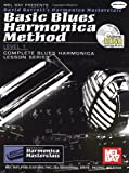 Basic Blues Harmonica Method, David Barrett, 0786656565