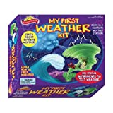 Scientific Explorer's My First Weather Science and Learning Kit