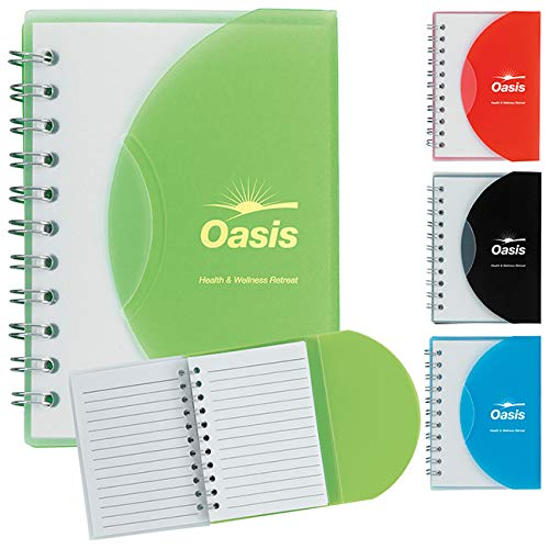 Good Value Small Notebook with Slip Cover Red 2500 Pack