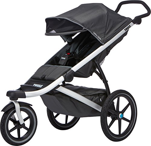 Thule Urban Glide - Jogging Stroller- Dark Shadow by Thule
