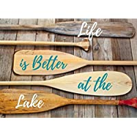 Life is Better at the Lake: Rustic Memory Guest Book to Sign in for Cabin Rental, Bed & Breakfast, Guest House, VRBO…