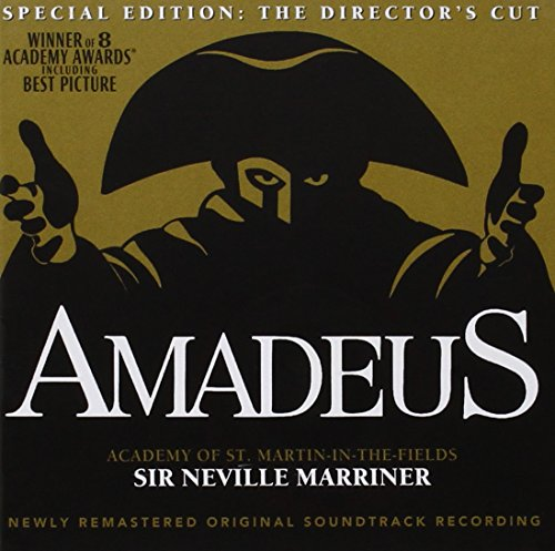 Price comparison product image Amadeus - Special Edition: Director's Cut