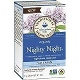Traditional Medicinals Organic Nighty Night Valerian, 20-Count
