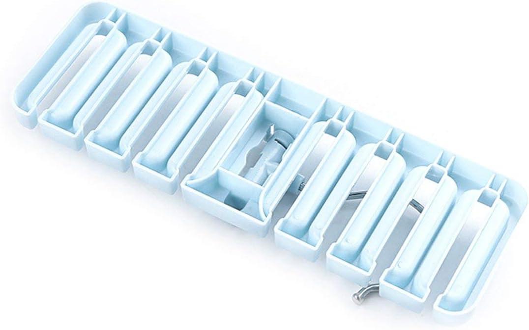 Jessicadaphne Rack de Almacenamiento Organizador de cintur/ón de Corbata Ahorrador de Espacio Tops Sujetador Bolso Soporte para Colgador Estante