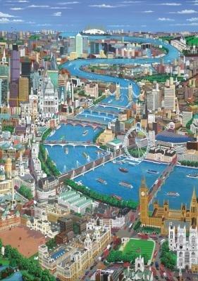 a precios asequibles London the Thames 250 Piece Piece Piece Wooden Jigsaw Puzzle by Wentworth  orden ahora disfrutar de gran descuento