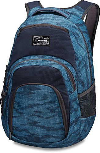 Dakine – Campus Backpack – Padded Laptop Sleeve – Insulated Cooler Pocket – Four Individual Pockets – 25L & 33L Size Options [並行輸入品] B07DWKH3FC