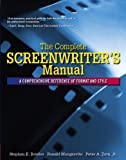 img - for Complete Screenwriter's Manual: A Comprehensive Reference of Format and Style, The book / textbook / text book