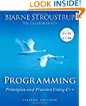 Programming: Principles and Practice...