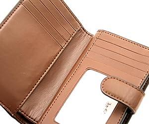 bd6482b5258a ... COACH Signature Coated Canvas Medium Corner Zip Wallet in Khaki . upc  191202213210 product image1. upc 191202213210 product image2