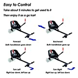 Go Kart Hoverboard Seat Attachment Accessories