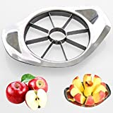 Kitchen Accessories - Stainless Steel Apple Slicer Fruit Vegetable - Rustic Tikes Travel Decorative Apple Green Hook Rose Pink Carrot