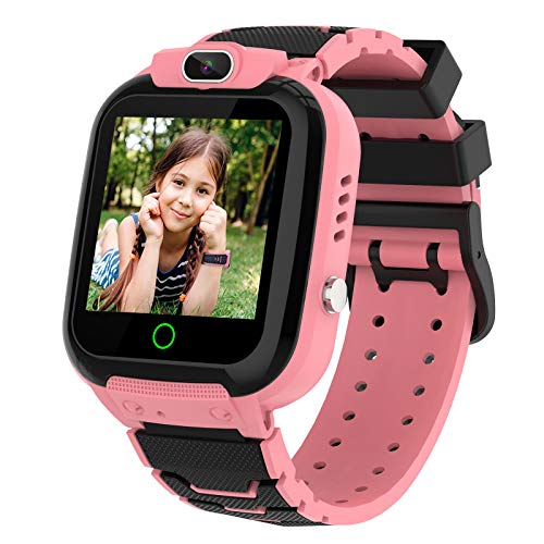 Smart Watch for Kids Boys Girls, Age 3-12 (3 Colors) with...