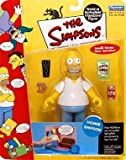 The Simpsons World of Springfield Series 1 Homer Simpson Figure