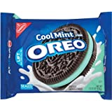Oreo Cool Mint Creme Cookies - Oreo Kekse mit Minze Geschmack aus USA!