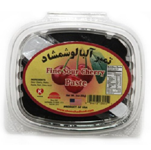 Fine Sour Cherry Paste (Pack of 2)