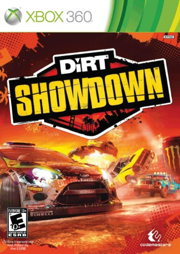 DiRT Showdown - Xbox 360 (Demolition Derby Xbox 360)