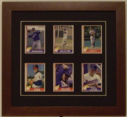Compare Price: baseball card display case frame - on ...