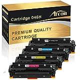 Arcon Compatible Toner Cartridge Replacement for Canon 046 Canon Cartridge 046 046H CRG 046 046H Canon mf733cdw 046 Canon Color ImageCLASS MF733Cdw, ImageCLASS MF731Cdw, ImageCLASS MF735Cdw LBP654Cdw Larger Image