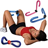 Power Slim Exerciser – UNISEX Fitness Equipment for Chest, Thighs and Hips Workout - For Men and Women (Random Colors)