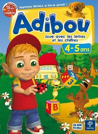 adibou 4-5 ans gratuitement