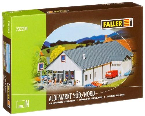 Review Faller 232204 Aldi Supermarket