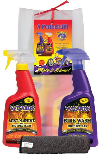 wizards-71001-motorcycle-gift-bag