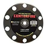 Bullet Tools 7.25 in. CenterFire Dust Free Foam Blade for cutting EPS, XPS & Poly-ISO insulation