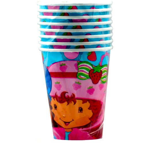 Strawberry Shortcake 'Bestfriends' Paper Cups (8ct)