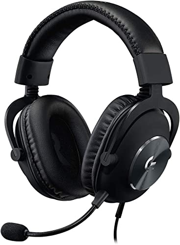 Logitech G Pro X Gaming Headset with Blue Voice Technology review