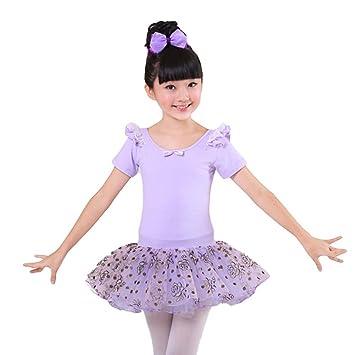 0e758102e Black Temptation Comfortable Gymnastic Leotard Dress Ballet Tutu ...