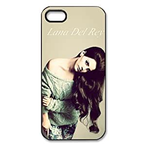 Florida USA Singer Lana Del Rey Design-6 Print Black Case With Hard Shell For Ipod Touch 4 Case Cover