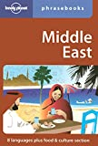 Lonely Planet Middle East Phrasebook (Lonely Planet Phrasebook)