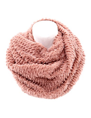 Womens Warmer Infinity Circle Scarf