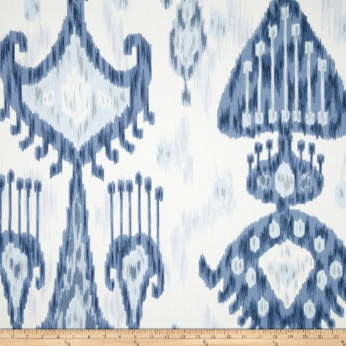 Ikat Fabric By The Yard 54