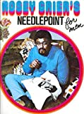 img - for Rosey Grier's Needlepoint for Men book / textbook / text book