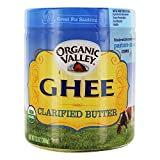 Organic Valley - Organic Ghee Clarified Butter - 13 oz.