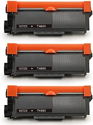 Hitze TN 2320 2310 Cartuchos de Toner Compatible para Brother MFC L2700DW L2700DN L2720DW L2740DW HL L2300D L2340DW L2360DN L2365DW DCP L2500D L2520DW ...