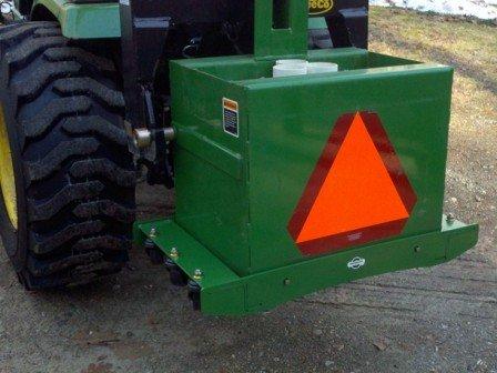 Artillian Ballast Box Trolley Cart (John Deere Ballast Box)